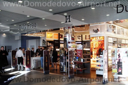 Магазин «Gebr. Heinemann» в Домодедово