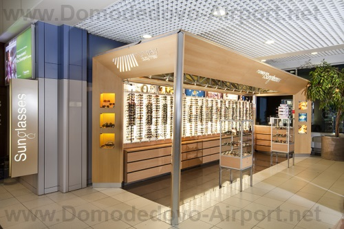 Магазин «Runway Sunglasses» в Домодедово