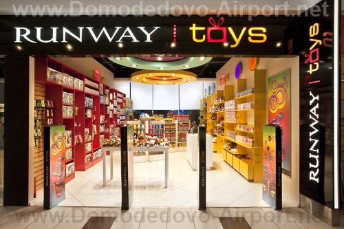 Магазин «Runway Toys» в Домодедово