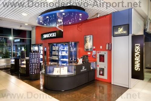 Магазин «Swarovski» в Домодедово