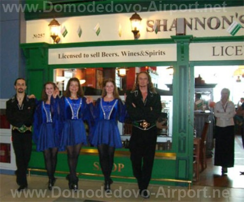 Shannon's Irish Bar в Домодедово