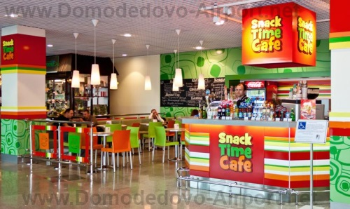 Кафе «Snack time cafe» в Домодедово