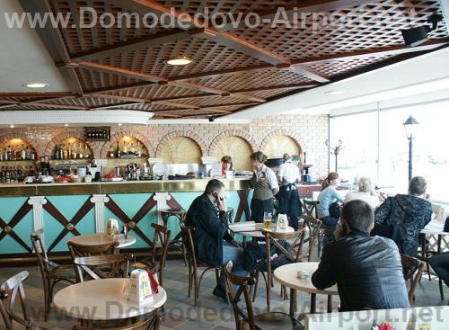 Ресторан «Бенвенути» в Домодедово