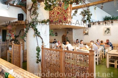 Ресторан «Узбечка» в Домодедово